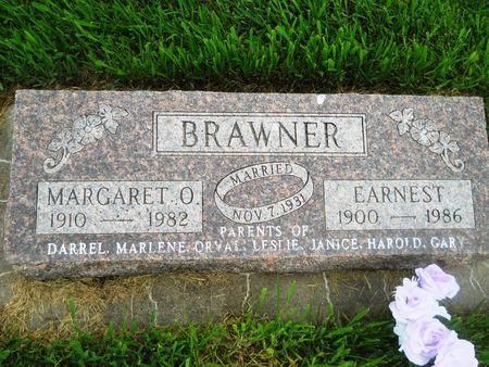 BRAWNER, MARGARET O. - Clay County, Iowa | MARGARET O. BRAWNER