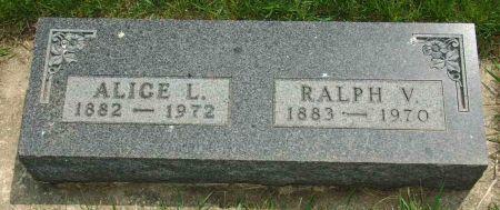CHAMBERLAIN, RALPH V. - Clay County, Iowa | RALPH V. CHAMBERLAIN