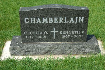 CHAMBERLAIN, CECELIA O. - Clay County, Iowa | CECELIA O. CHAMBERLAIN