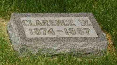 CHAMBERLAIN, CLARENCE W. - Clay County, Iowa | CLARENCE W. CHAMBERLAIN