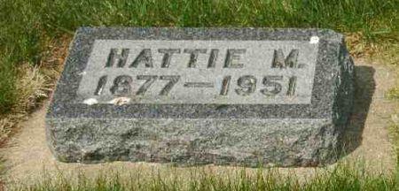 CHAMBERLAIN, HATTIE M. - Clay County, Iowa   HATTIE M. CHAMBERLAIN