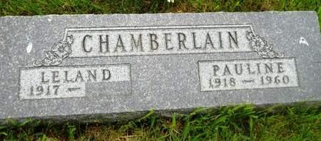 CHAMBERLAIN, PAULINE - Clay County, Iowa | PAULINE CHAMBERLAIN