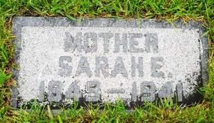 CHAMBERLAIN, SARAH E. - Clay County, Iowa   SARAH E. CHAMBERLAIN