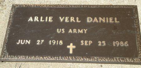 DANIEL, ARLIE VERL - Clay County, Iowa | ARLIE VERL DANIEL