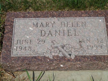 DANIEL, MARY HELEN - Clay County, Iowa | MARY HELEN DANIEL