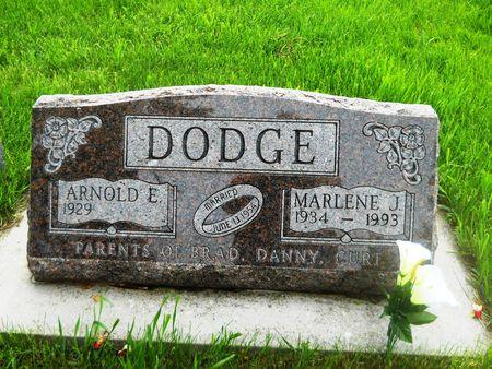 DODGE, MARLENE J. - Clay County, Iowa | MARLENE J. DODGE