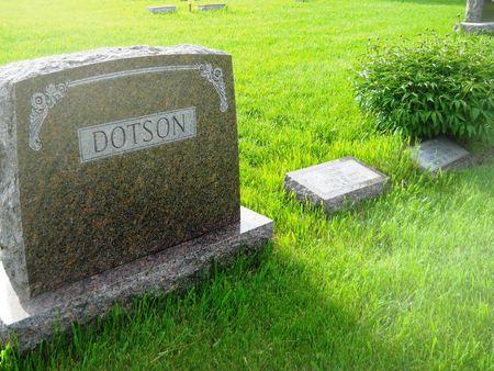 DOTSON, FAMILY MONUMENT - Clay County, Iowa | FAMILY MONUMENT DOTSON
