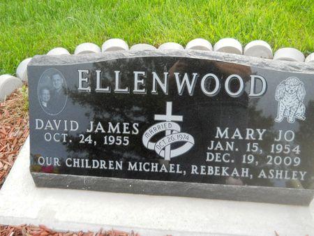 STINOGEL ELLENWOOD, MARY JO - Clay County, Iowa | MARY JO STINOGEL ELLENWOOD