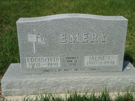 EMERY, EDDIS (TED) - Clay County, Iowa | EDDIS (TED) EMERY