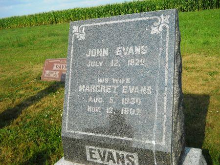 EVANS, JOHN - Clay County, Iowa | JOHN EVANS