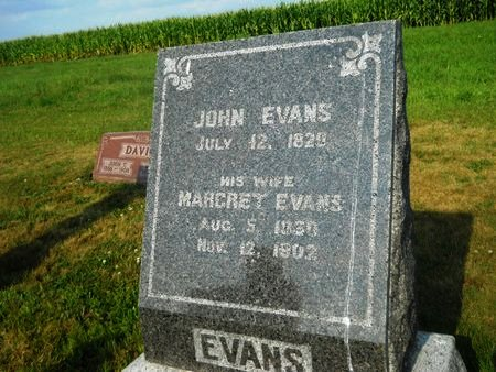 EVANS, MARGRET - Clay County, Iowa | MARGRET EVANS
