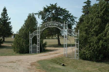 FAIRVIEW, CEMETERY - Clay County, Iowa | CEMETERY FAIRVIEW