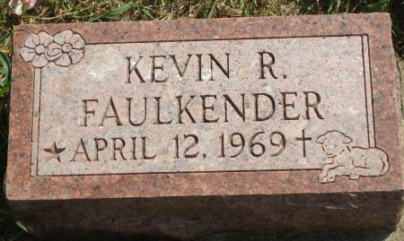 FAULKENDER, KEVIN R. - Clay County, Iowa   KEVIN R. FAULKENDER