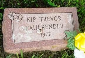 FAULKENDER, KIP TREVOR - Clay County, Iowa   KIP TREVOR FAULKENDER