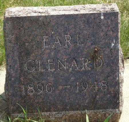 GLENARD, EARL - Clay County, Iowa   EARL GLENARD