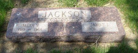 JACKSON, META V. - Clay County, Iowa   META V. JACKSON