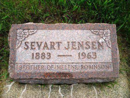 JENSEN, SEVART - Clay County, Iowa | SEVART JENSEN
