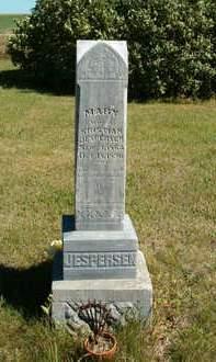 JESPERSEN, MARY - Clay County, Iowa | MARY JESPERSEN