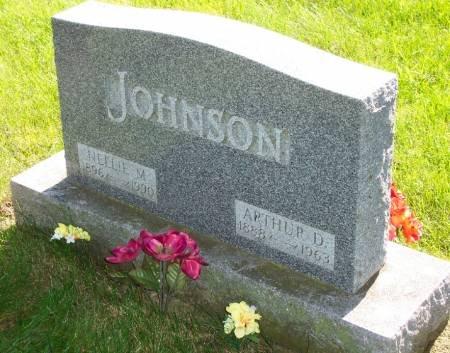 WILL JOHNSON, NELLIE MAE - Clay County, Iowa   NELLIE MAE WILL JOHNSON