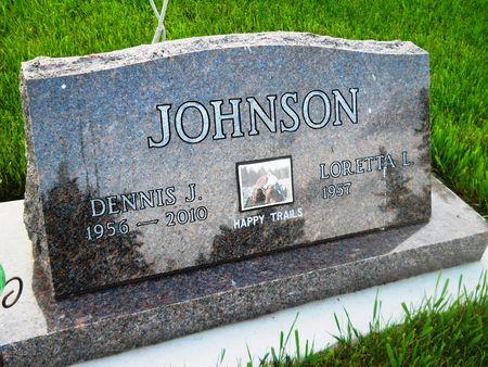 JOHNSON, DENNIS J - Clay County, Iowa | DENNIS J JOHNSON