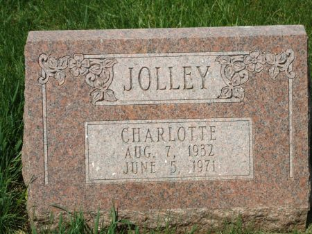 JOLLEY, CHARLOTTE - Clay County, Iowa | CHARLOTTE JOLLEY