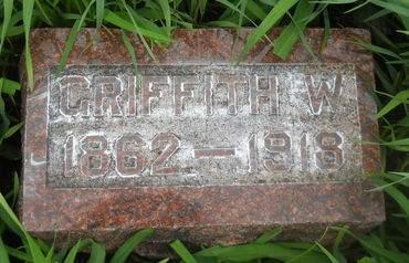 JONES, GRIFFITH W. - Clay County, Iowa | GRIFFITH W. JONES