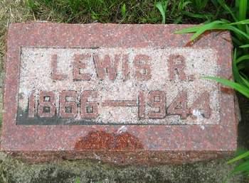 JONES, LEWIS R. - Clay County, Iowa | LEWIS R. JONES