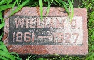 JONES, WILLIAM O. - Clay County, Iowa | WILLIAM O. JONES