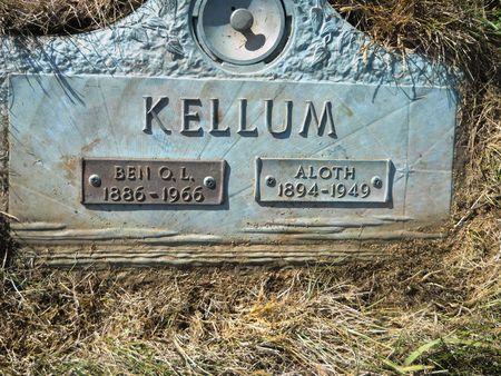 KELLUM, ALOTH - Clay County, Iowa | ALOTH KELLUM