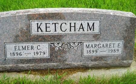 KETCHAM, MARGARET E. - Clay County, Iowa | MARGARET E. KETCHAM