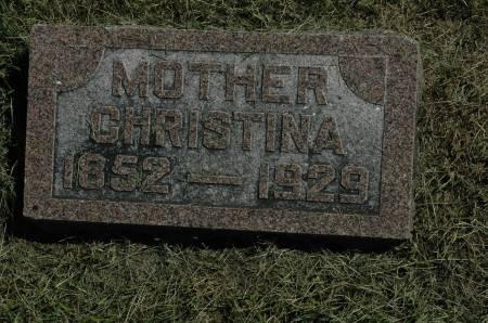 KETELSEN, CHRISTINA - Clay County, Iowa   CHRISTINA KETELSEN