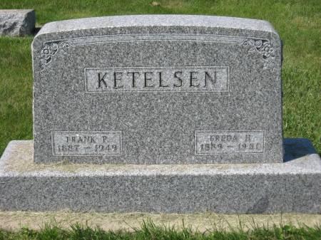 KETELSEN, FRANK P. - Clay County, Iowa | FRANK P. KETELSEN