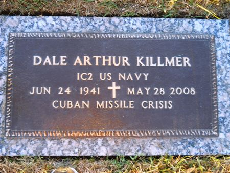 KILLMER, DALE ARTHUR - Clay County, Iowa | DALE ARTHUR KILLMER