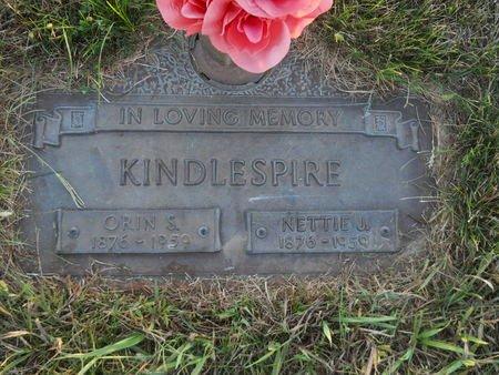 KINDLESPIRE, ORIN S. - Clay County, Iowa | ORIN S. KINDLESPIRE