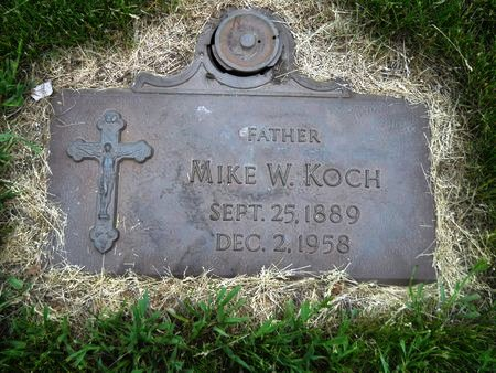 KOCH, MIKE W. - Clay County, Iowa | MIKE W. KOCH