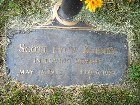 KOENEN, SCOTT LYNN - Clay County, Iowa | SCOTT LYNN KOENEN