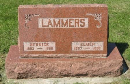 LAMMERS, BERNICE - Clay County, Iowa | BERNICE LAMMERS