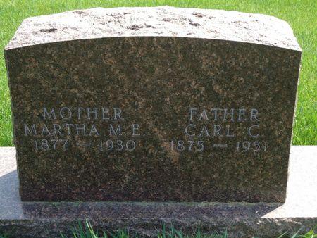 STEPHENSON LARSEN, MARTHA MARIE ELISE - Clay County, Iowa | MARTHA MARIE ELISE STEPHENSON LARSEN