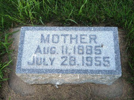THOMSEN, MARIE - Clay County, Iowa | MARIE THOMSEN