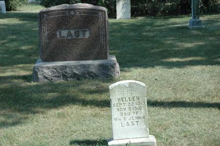 LAST, HELLEN - Clay County, Iowa | HELLEN LAST