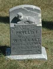 LAST, PHYLLIS I. - Clay County, Iowa   PHYLLIS I. LAST