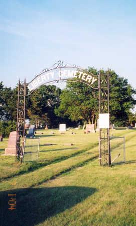 LIBERTY, CEMETERY - Clay County, Iowa | CEMETERY LIBERTY