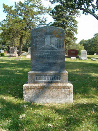 LINSTROM, GUST - Clay County, Iowa | GUST LINSTROM