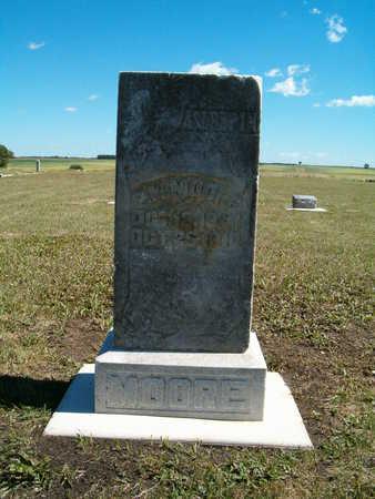 MOORE, PETER MONROE - Clay County, Iowa | PETER MONROE MOORE