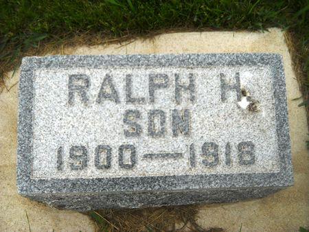 MORROW, RALPH H. - Clay County, Iowa | RALPH H. MORROW