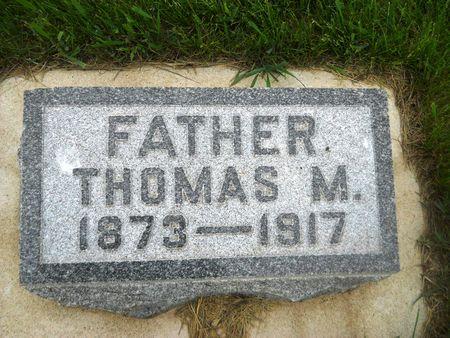 MORROW, THOMAS M. - Clay County, Iowa | THOMAS M. MORROW