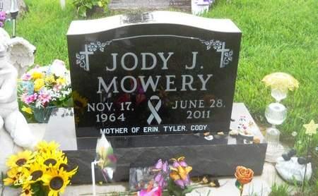 MOWERY, JODY J. - Clay County, Iowa   JODY J. MOWERY
