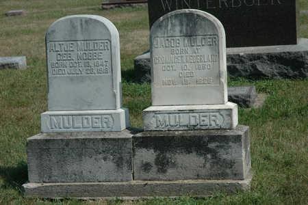 MULDER, ALTJE - Clay County, Iowa | ALTJE MULDER