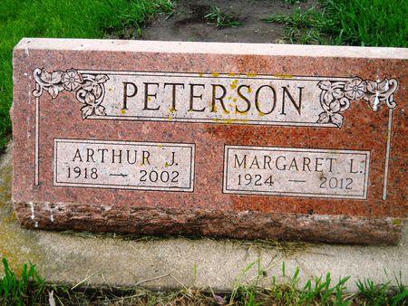 PETERSON, ARTHUR J. - Clay County, Iowa | ARTHUR J. PETERSON