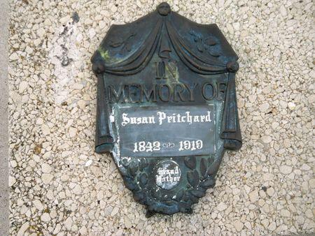 PRITCHARD, SUSAN - Clay County, Iowa   SUSAN PRITCHARD